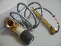 Предохранительный клапан от перегрева  AFRISO TSK 95 ºС