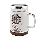 Чашка StarBucks 350 мл Керамическая кофейная чашка Кружка StarBucks кофейная, Чашка для кофе!, фото 3