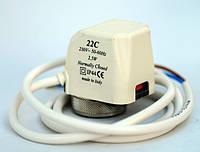 Электротермический сервопривод WATTS VTZ 22 C нормально закрытый