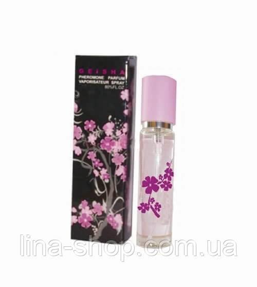 Духи с феромонами Geisha Sakura