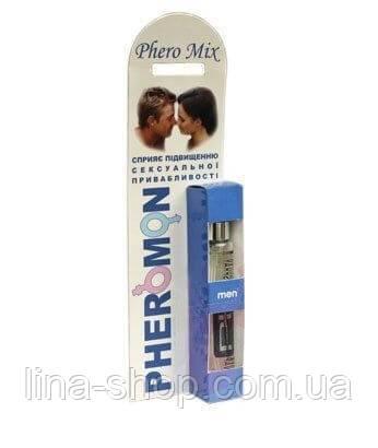 Духи с феромонами Pheromix for man 2