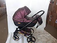 Дитяча універсальна коляска 2 в 1 Mikrus Onyx 69. БЕЗКОШТОВНА ДОСТАВКА