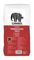 Клей Capatect-Klebe- und Spachtelmasse 190S 25кг