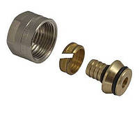 """Фитинг для полимерных и многослойных труб 20х3/4"""" press Herz 1609808"""