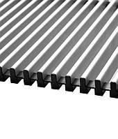 Решетка HI TECH ширина 230 мм Carrera для внутрипольных конвекторов S C hitech_230