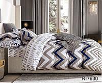 Полуторное постельное белье ранфорс R7630 с комп. ТМ ТAG