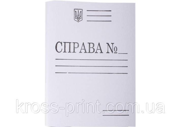"Папка швидкозшивач паперовий ""Справа ЕКО"" А4"