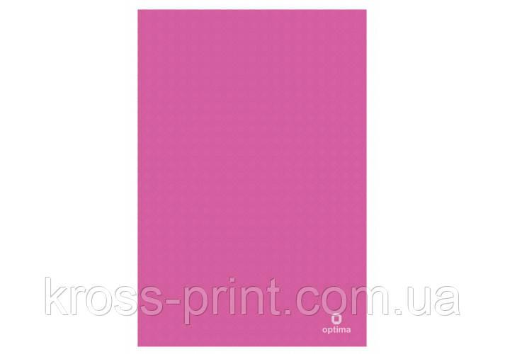 """Папка-куточок А4 """"Вишиванка"""", рожева"""