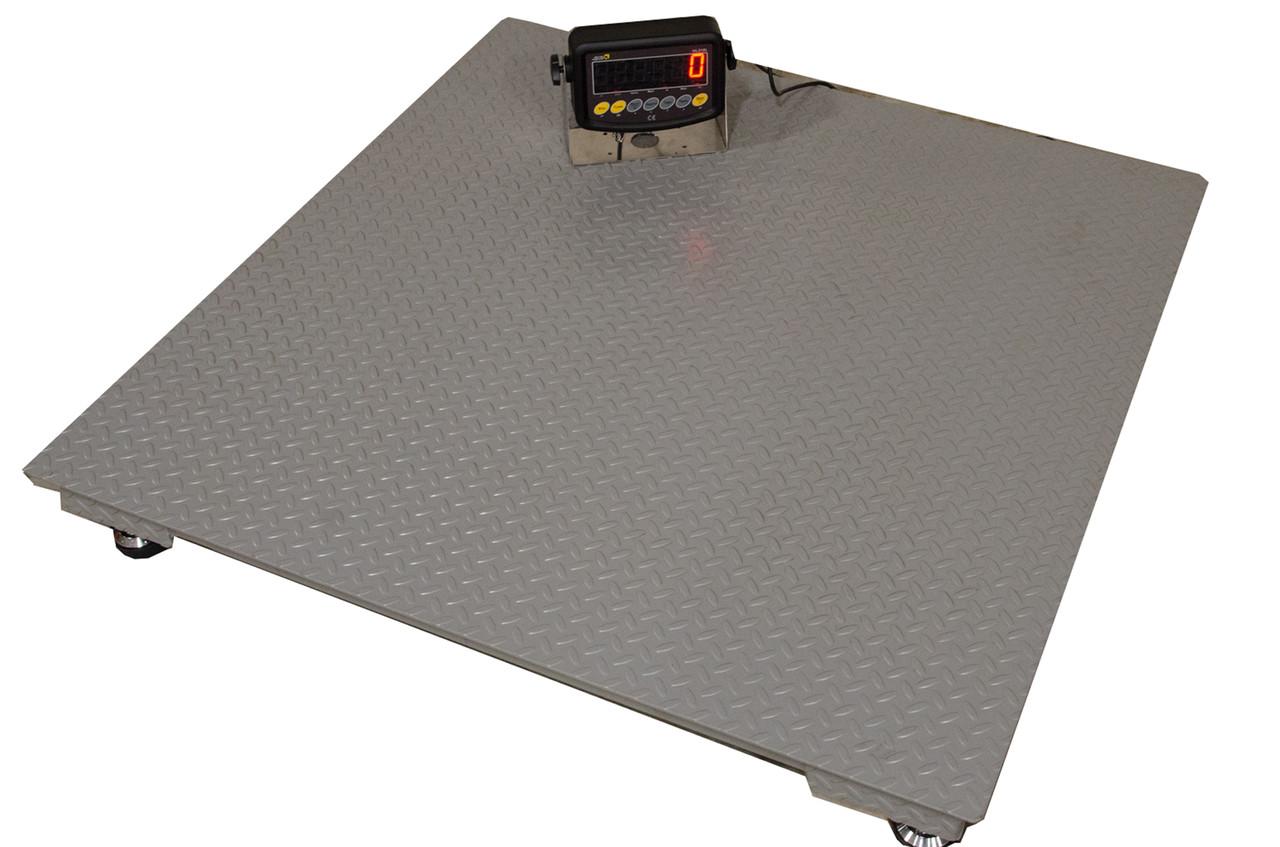 Платформенные весы РС-1000 (1000х1000)