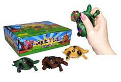 """Набор антистресс игрушек """"Черепашка с орбизами"""" 24 штуки"""