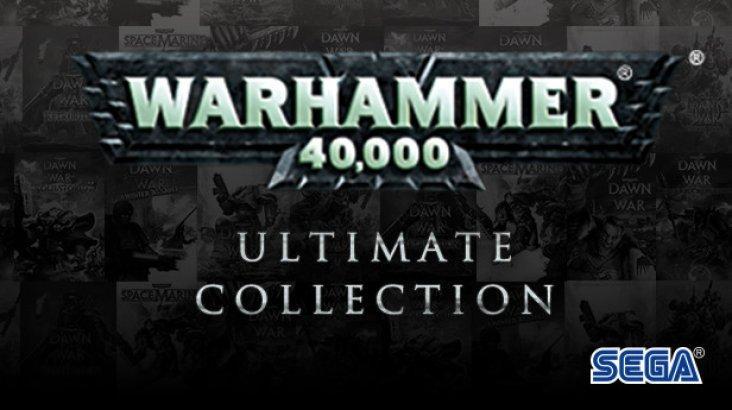 SEGA's Ultimate Warhammer 40,000 Collection ключ активации ПК