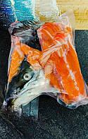 Суповой набор из лосося сёмга