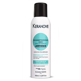 Сухой шампунь для Всех типов волос Eugene Perma Keranove 200 мл (000013217)