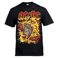 Футболка AC/DC - Explosion