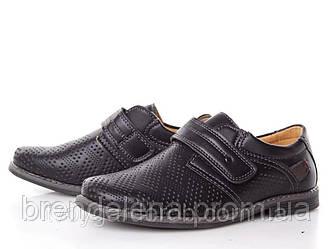 Туфли детские для мальчика Kellaifeng (р35-37)