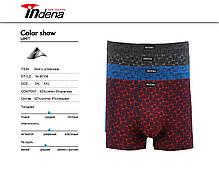 Мужские стрейчевые боксеры  (пол-батал)  «INDENA»  АРТ.95158, фото 2