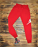 Женский спортивный костюм Jordan, трехнитка (Реплика), фото 5