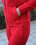 Женский спортивный костюм Jordan, трехнитка (Реплика), фото 6