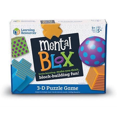 Mental blox  гра