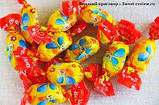 Конфеты желейные Roshen Бешеная Пчелка Фрутти 1 кг, фото 3