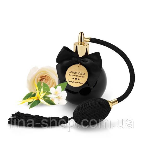 Парфюм-дымка для тела APHRODISIA с ароматом-афродизиаком, 100 мл Bijoux Cosmetiques (Испания)