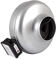 Вентилятор канальный круглый Турбовент ВК 125