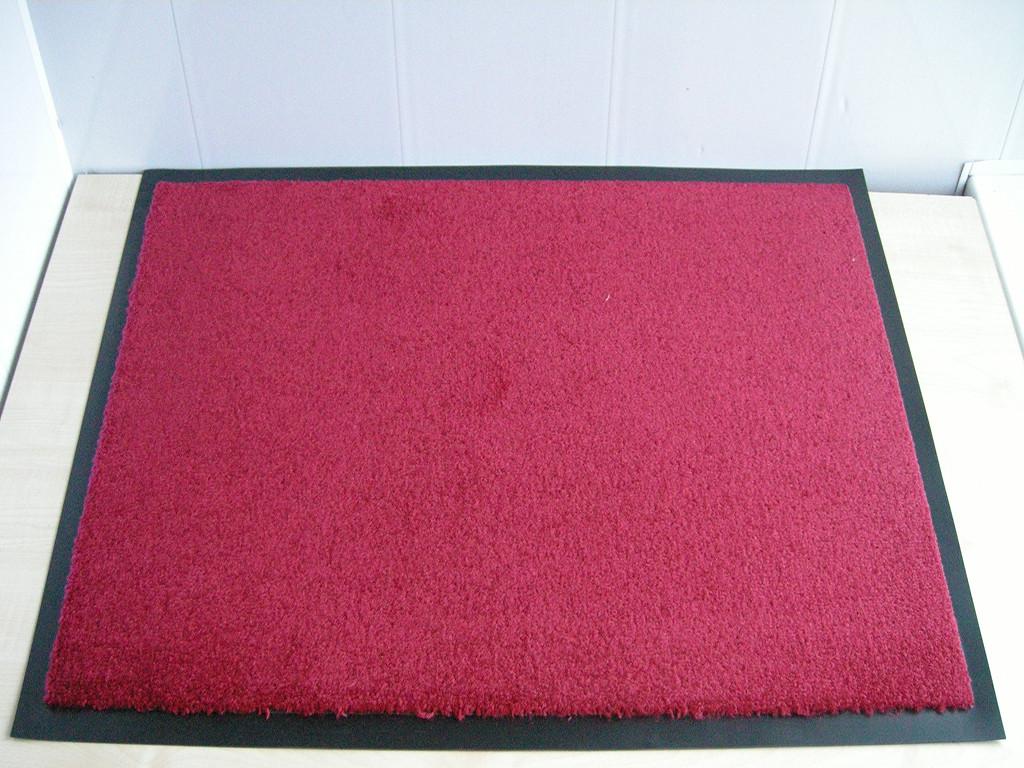 Килимок решіток Еліт 90х150см., колір темний червоний