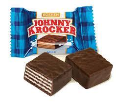 Конфеты Джонни Крокер молоко (Johnny Krocker)