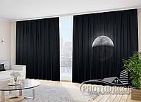 """Фото Шторы """"Луна"""" 2,7м*4,0м (2 полотна по 2,0м), тесьма"""