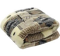 Детское одеяло из овечьей шерсти, фото 1