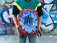 Спортивный школьный рюкзак Футбол