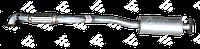 Приемная труба Лачетти 1.4 1.6 1.8-1.8 LDA алюминизированная Bosal-ЗАЗ 279-471L-01 (под лямбда зонд), фото 1