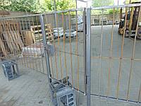Калитка ограждения на свиноферму 80х100х10см, фото 1