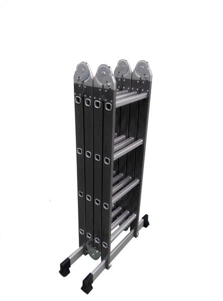 Лестница шарнирная комбинированная Werk LC5416B