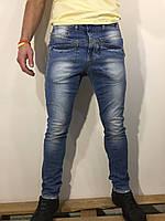 Мужские джинсы INFОR'S НOММЕ DЕNIМ узкая посадка