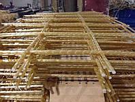 Сетка кладочная композитная 50х50х2,5мм (1.2м*50м.п.)(сетка для армирования, армопояс).
