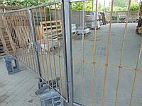 Стовпи для огорожи на свиноферму висотою 100-120 см, фото 1