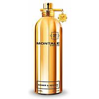 Парфумерная вода Montale Amber & Spices 100 ml edp