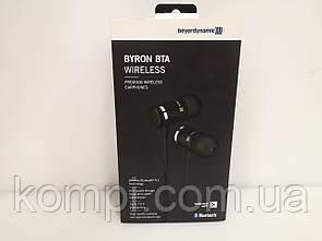Навушники безпровідні Beyerdynamic Byron BTA wireless