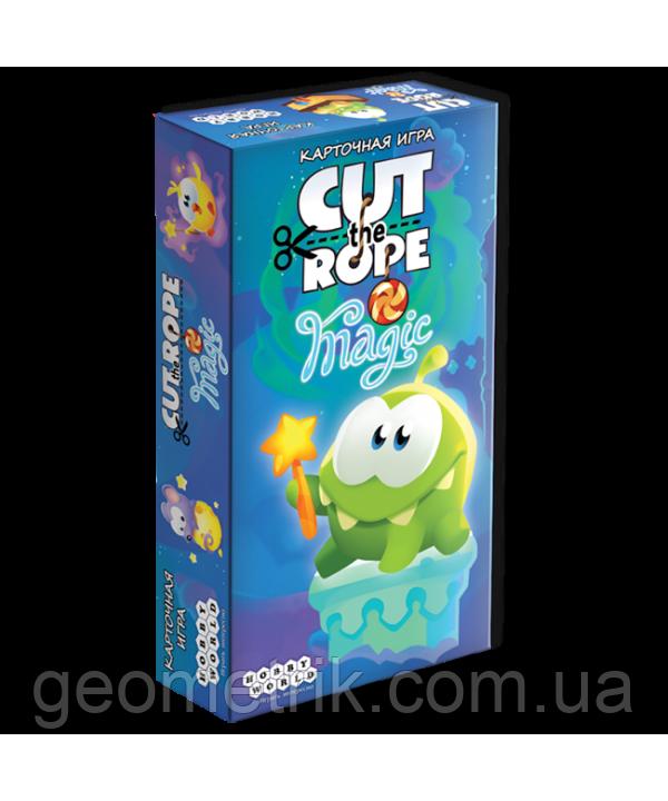"""Настольная игра """"Cut The Rope (издание Magic)""""(для детей, карточная игра)"""