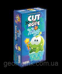 """Настільна гра Cut The Rope (видання Magic)""""(для дітей, карткова гра)"""