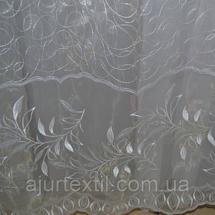 """Тюль органза с кристалоном """"Альмерия"""", фото 2"""