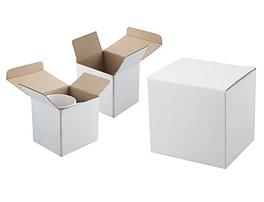 Упаковка для гуртки біла