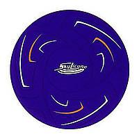 Іграшка фрісбі синя Yoheha Skylicone (4897050274668)