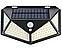 Фонарь уличный с датчиком движения на солнечной батарее SH-114 на 114 LED, фото 3