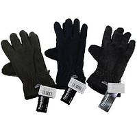 Перчатки зимние, теплые рукавицы из двойнойного флиса CERVA
