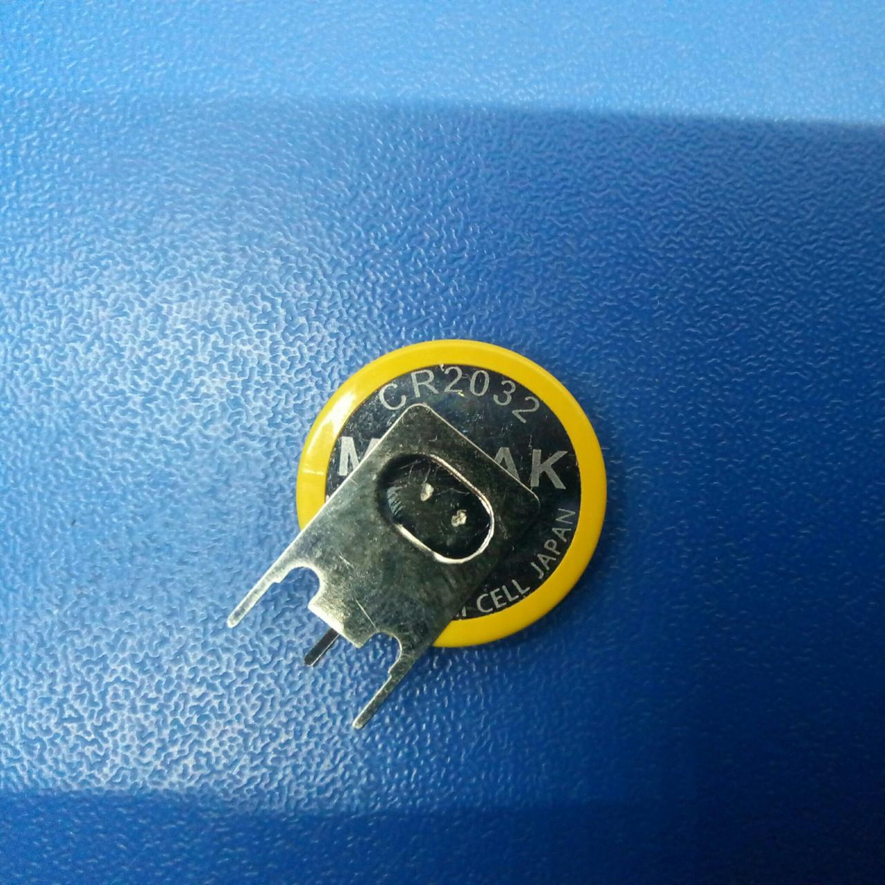 Литиевая батарейка(3v) MastAK 2032+tag№7