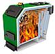 Твердотопливный котел верхнего горения электронная автоматика и вентилятором Gefest-Profi U 70 кВт, фото 2