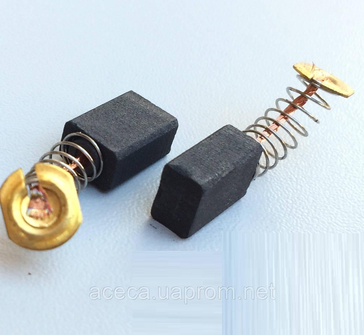 Щетка графитовая к электроинструменту (6*9*13)