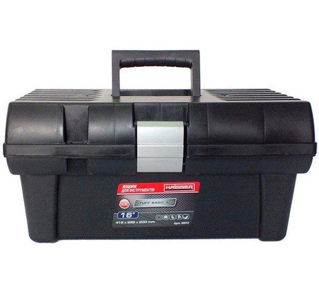 Ящик для инструмента Haisser 16 Staff Semi Profi Alu (90014)